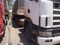 Caminhão  Scania 124 360  ano 01