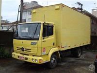 Transportes de cargas rodoviárias e mudanças
