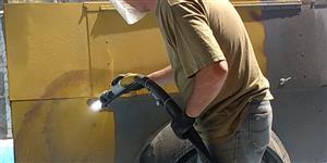 JETCLEANER Serviços de jateamento Abrasivo Ecológico