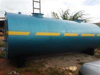 vendas de tanques aéreos de 1.000 litros a 30.000 mil litros