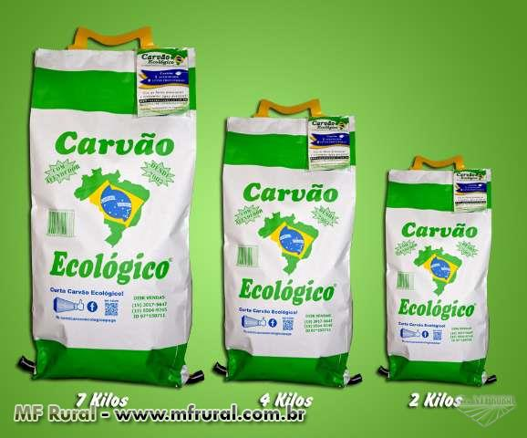 CARVÃO ECOLÓGICO DO BRASIL