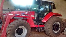 Trator Massey Ferguson 660 Advanced 4x4 ano 08