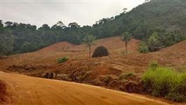 P/mineradoras-area 53000m2 de pedreira/Santa leopoldina ES- Ribeiro Limpo-Alto