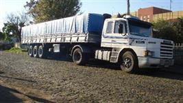 Caminhão  Scania 112  ano 82