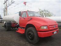Caminhão  Ford F12000 Tanque 10.000L Pipa Bombeiro  ano 95