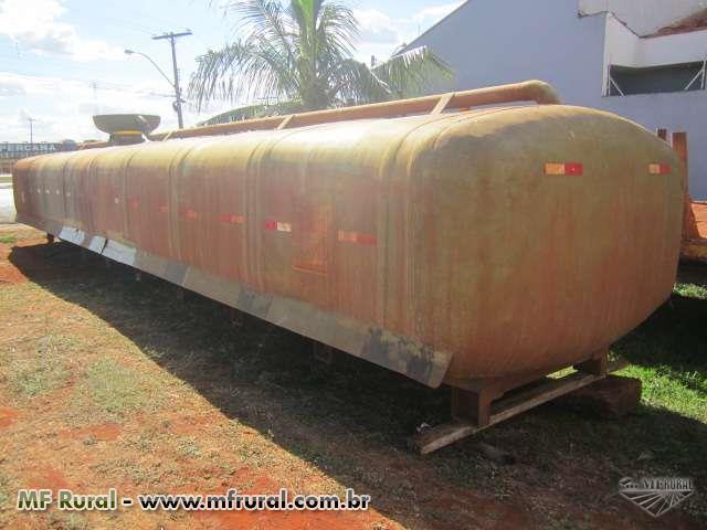 Tanque de Fibra 36.000L