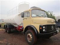 Caminhão Mercedes Benz (MB) MB L 2220 Tanque Pipa Bombeiro ano 90