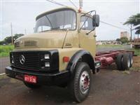 Caminhão Mercedes Benz (MB) 2214 ano 88