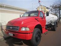 Caminhão Ford F12000 Tanque Pipa Bombeiro ano 95