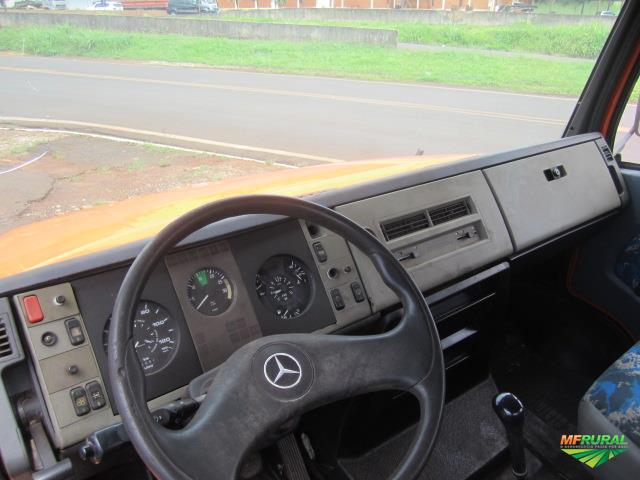 Caminhão Mercedes Benz (MB) L 2318 6x4 ano 96