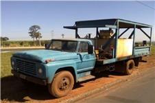 Caminhão  Ford F 600  ano 93