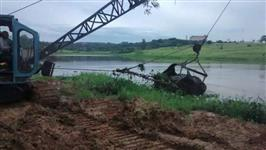 Caçamba de arrasto para Dragline P&H 525
