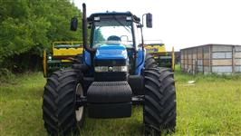 Trator New Holland TM 180 4x4 ano 06