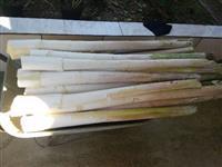 Venda de Palmito Pupunha na região de Juquiá SP