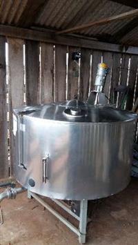 Tanque de resfriamento Bosio 500 lt