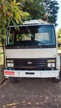 Caminh�o Ford Ford Cargo 2322 - Truck - Motor Cummins ano 93