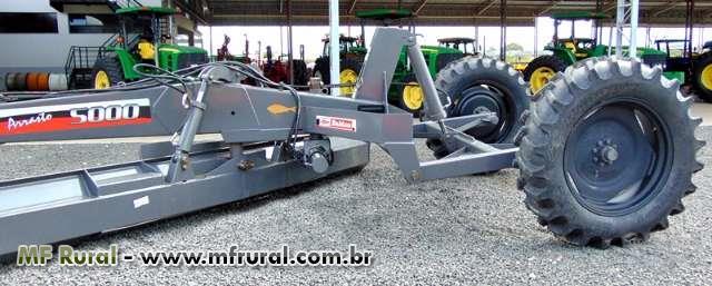 Plaina Niveladora Agrícola 5000 - Starplan BALDAN - Nova