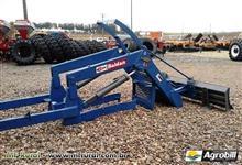Conjunto de lamina p/ tratores New Holland 7630 4x4 Série 95 Baldan - Nova
