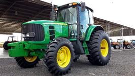 Trator John Deere 6125 J 4x4 ano 11