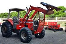 Trator Massey Ferguson 630 4x4 ano 94
