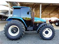 Trator Ford/New Holland TS 6020 4x4 ano 12