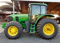 Trator John Deere 6145J 4x4 ano 14