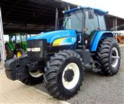 Trator Ford/New Holland 7010 4x4 ano 10