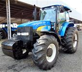 Trator Ford/New Holland TM 7040 Cambio SPS 4x4 ano 11