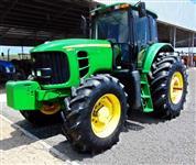 Trator John Deere 6180 J 4x4 ano 13