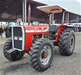 Trator Massey Ferguson 275 4x4 ANO 1997
