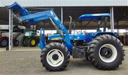 Trator Ford/New Holland 7630 4x4 ano 13
