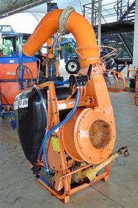 Pulverizador Canhão Jacto 400 Litros - Semi Novo