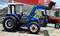Trator Ford/New Holland TL 75 E 4x4 ano 04