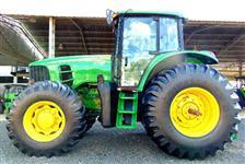 Trator John Deere 6145 4x2 ano 12