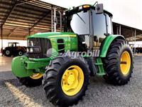 Trator John Deere 6110 J 4x4 ano 16