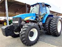 Trator New Holland TM 7040 4x2 ano 12