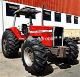 Trator Massey Ferguson 660 4x4 ano 94