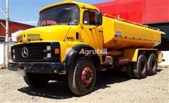 Caminhão Pipa MB 2220 6x4 traçado ano 1989