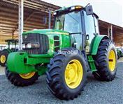 Trator John Deere 6125 4x4 ano 15
