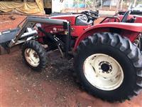 Trator Yanmar 1155/4  4x4 ano 09