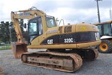 CAT 320 BL  - Escavadeira Hidrqaulica