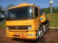 Caminhão  Mercedes Benz (MB) Atego   ano 08