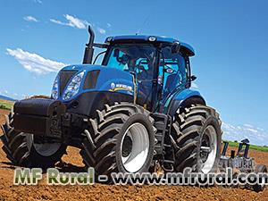 Trator Ford/New Holland T7 205 E T7 190 4x4 ano 15