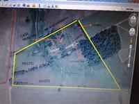 Sítio em Quissamã, 12 hectares, casa com 6 quartos e mais 2 casas de empregado