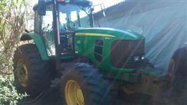 Trator John Deere TRATOR 6180J ANO 2011 EXCELENTE 180 CV 4x4 ano 11