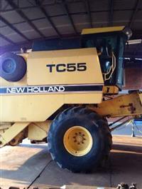 colheitadeira tc55 1994 entrada 40.000 ou carro + saldo financia-se