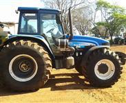 Trator Ford/New Holland TM180 LINDO ENTRADA 49.000 E SALDO PARCELA-SE 4x4 ano 07