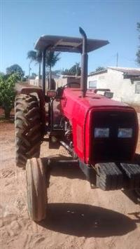 Trator Massey Ferguson advanced 4x2 ano 06