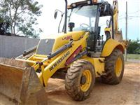 New Holland LB90 4x4 - 2011