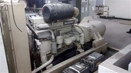 Gerador 200 kva motor Scania 113
